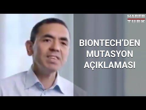 Biontech aşısı mutant koronavirüse karşı etkili olacak mı? Türk Bilim Adamı cevapladı
