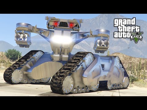 CRAZIEST VEHICLE MODS IN GTA 5!! (GTA 5 Mods)