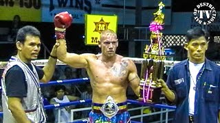 Muay Thai Championship In Thailand - Blast Of The Past With Coach Ralf Stege