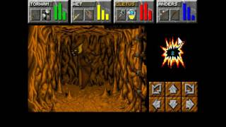 Dungeon Master II: The Legend of Skullkeep playthrough Part 4