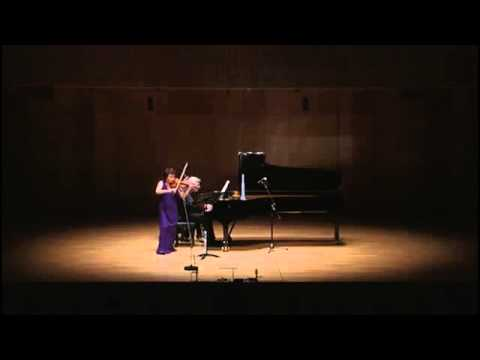 Kyung-wha Chung - Grieg : Violin Sonata No.3 in C minor, Op.45