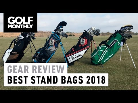 golf-stand-bag-test-2018-|-golf-monthly