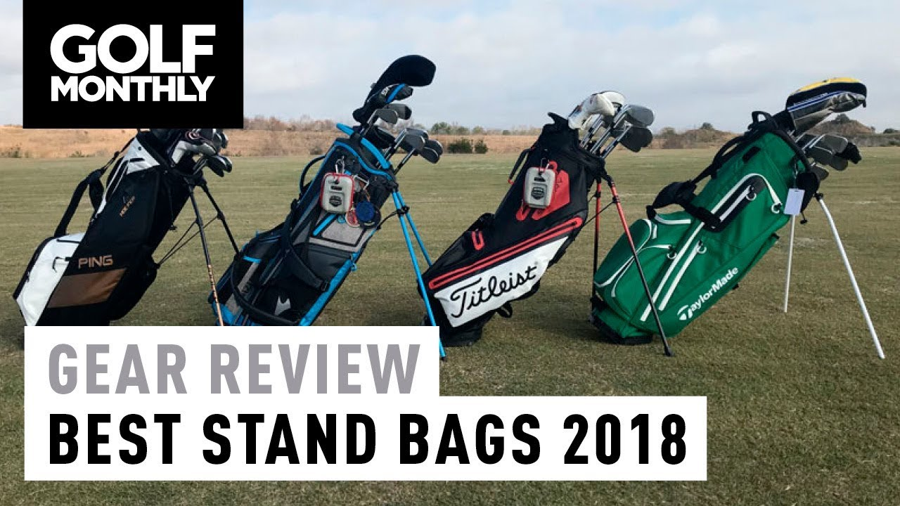db6c9c075e Golf Stand Bag Test 2018