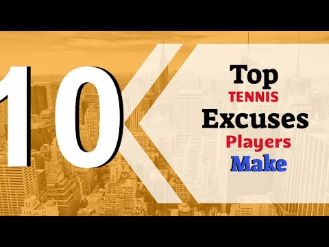 The Top 10 Tennis Excuses for Better Tennis in Pittsburgh