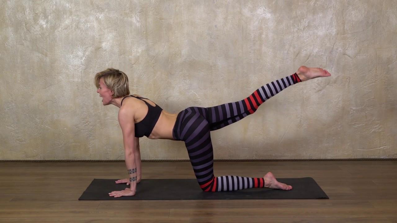 3 простых упражнения для похудения видео