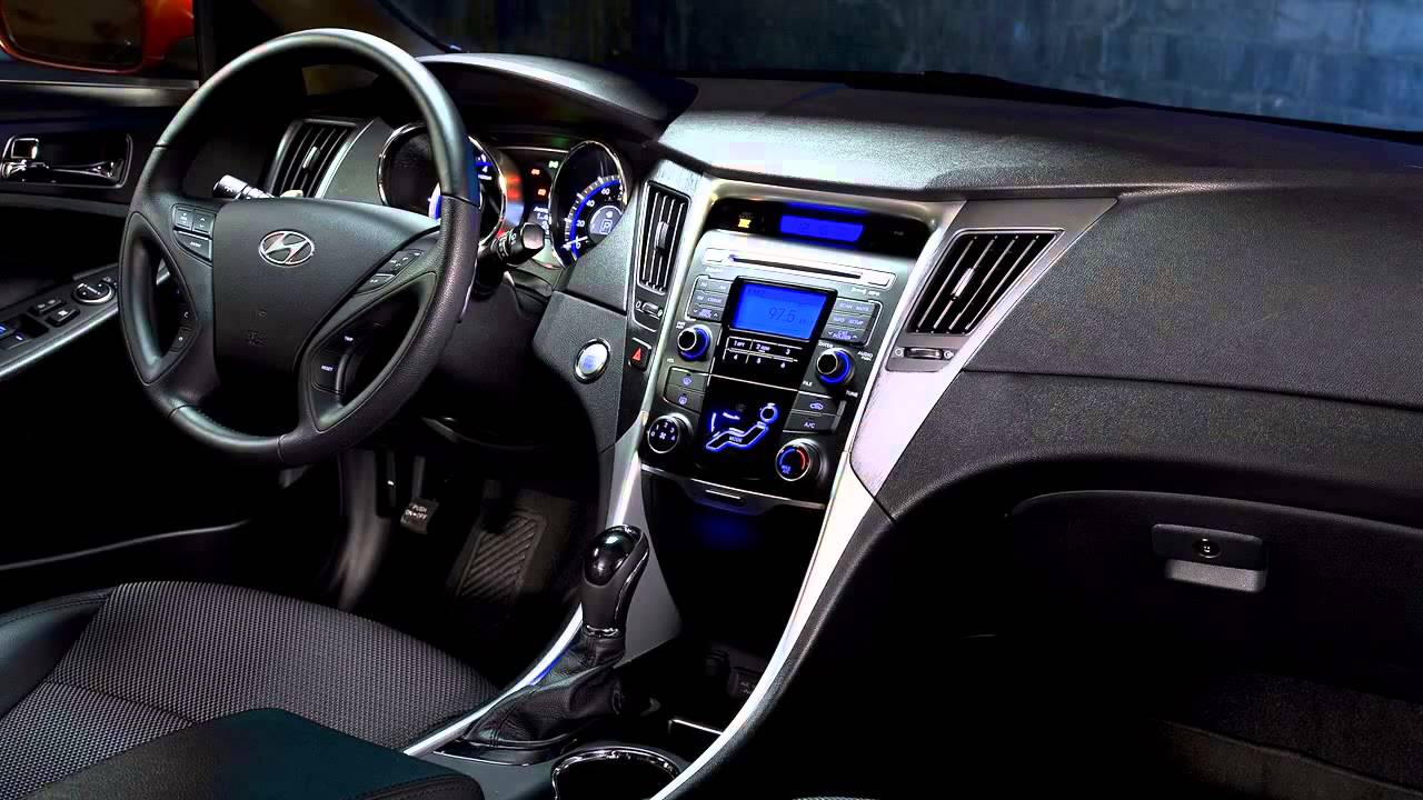 Hyundai Sonata 2 0t 2011 Youtube