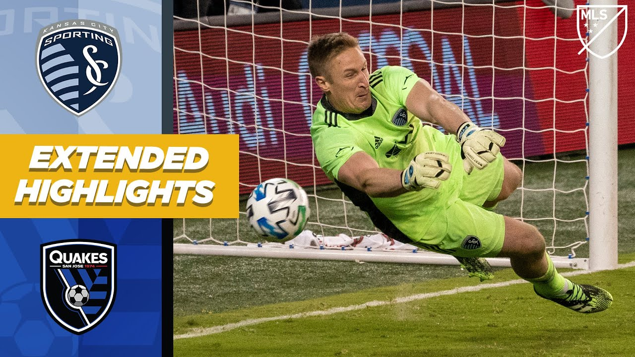 Sporting Kansas City vs. San Jose Earthquakes | November 22, 2020 | MLS Highlights