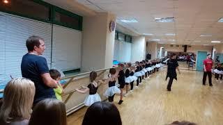 Театр танца Мгновение. Первый открытый урок