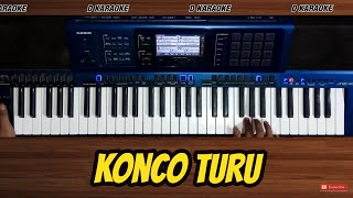 Download Mp3 Konco Turu Karaoke Nada Cowok