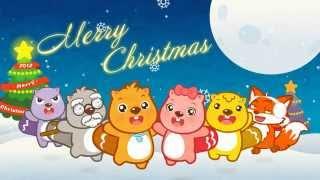 贝瓦儿歌《Merry Christmas》圣诞快乐