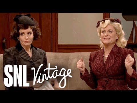 Movie Set with Tina Fey & Amy Poehler  SNL