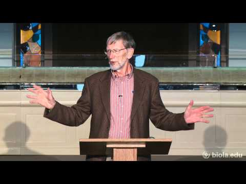 Alvin Plantinga: Science & Religion - Where the Conflict Really Lies