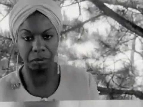 Nina Simone Sound Of Silence Youtube