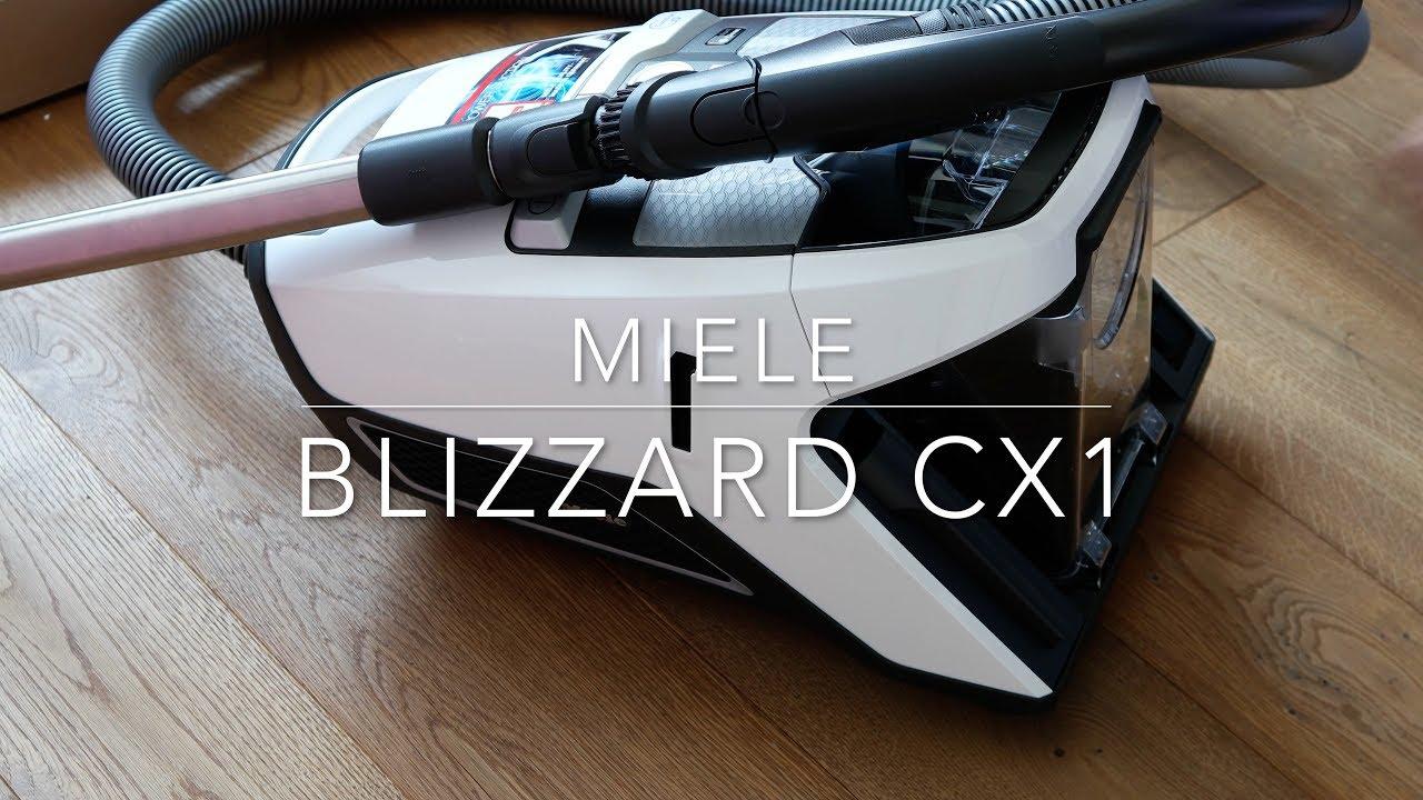 Miele Blizzard Cx1 Test Youtube