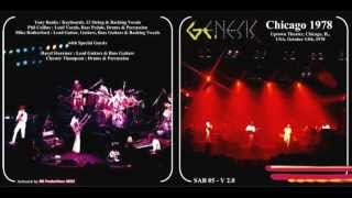 Genesis - Eleventh Earl of Mar (Live 1978)