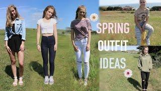 SPRING LOOKBOOK // OUTFIT IDEAS   Mel Joy