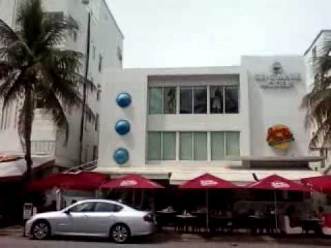 Scarface The Hotel In Film Miami Beach