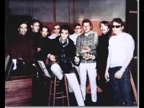 Elvis American Sound Studio, 1969. Rehearsal. 2