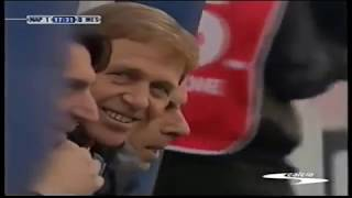 Serie B: Napoli - Messina (1-0) - 19/01/2003