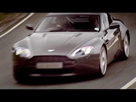 Aston Martin Vantage Sportshift Guide Youtube