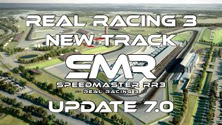 Real Racing 3 Update 7.0 New Track RR3