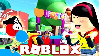 Lastic Goes Shopping Splurging! New Meep Toys & Jet Pack! - Roblox MeepCity - DOLLASTIC PLAYS!