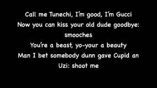 David Guetta Feat. Chris Brown & Lil Wayne - I Can Only Imagine Lyrics