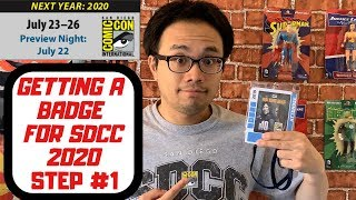 San Diego Comic Con | Getting Ready For SDCC 2020
