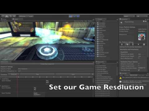Unity Cutscene Editor USequencer HD Recording