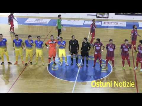 Serie C1 Calcio a 5 Finalissima Olympique Ostuni vs Locorotondo 4-3 2016