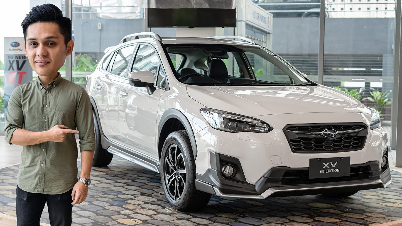 FIRST LOOK: 2019 Subaru XV GT Edition in Malaysia - RM130,788
