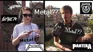 Common music fans react to metal music again w/ English Subtitles | Part 2