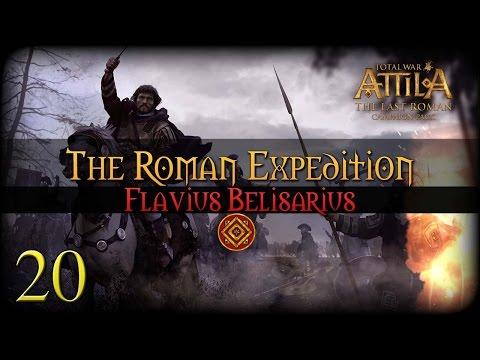 [20] Attila: Total War - The Last Roman Campaign DLC - The Roman Expedition | SurrealBeliefs