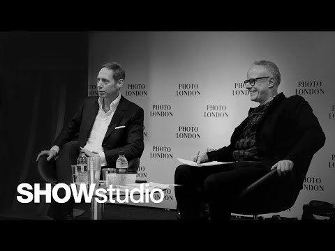 In Conversation: Hans Ulrich Obrist and Nick Knight at Photo London