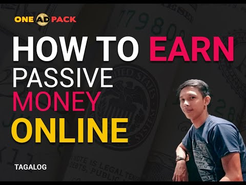 OneAdPack – How to Earn Passive Money Online Tagalog Tutorial