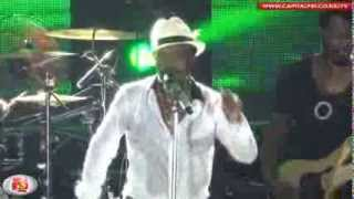 Anthony Hamilton - Best Of Me / The Point Of It All (Live in Kenya)
