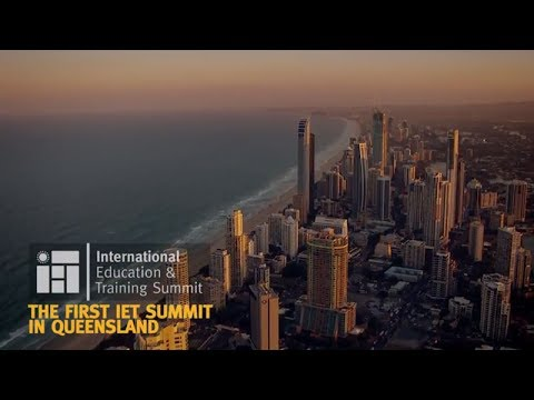 International Education and Training Summit on the Gold Coast, Queensland 2017