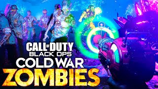 CALL OF DUTY BLACK OPS COLD WAR ZOMBIES GAMEPLAY TRAILER - AlphaSniper97
