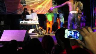 MR KILLA PERFORMING AT MACHEL MONDAY LABOR DAY WEEKEND 2013