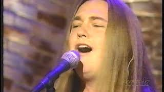 "Edwin McCain - I""ll Be on Donnie and Marie 1998"