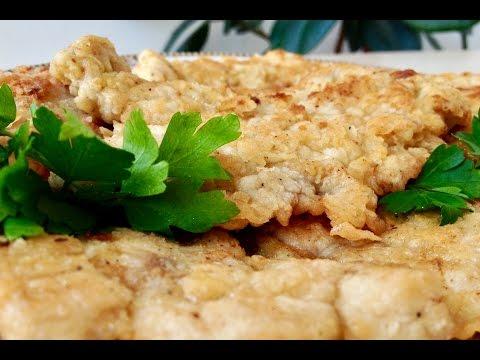 Отбивные (Битки) из Куриной Грудки и из Свинины, Очень Нежно и Вкусно