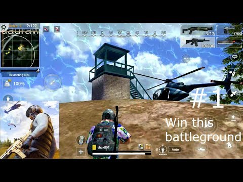 ► Hopeless Land Fight for Survival | Win This Battleground (Like PUBG) Episode 1