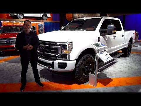 Is the 2020 Ford F-250 Tremor the BEST off road TRUCK you NEED to BUY?