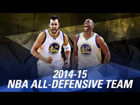 2014-15 All-Defensive Team