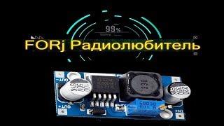 Повышающий преобразователь на базе XL6009 DC-DC / ОБЗОР/