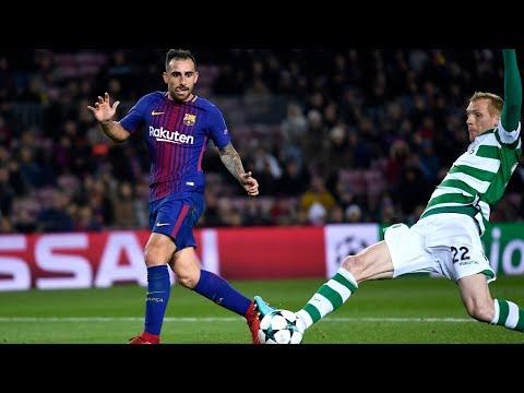 Gol Do Barcelona! Denis Suárez Cruza Rasteiro, E Mathieu Marca Contra