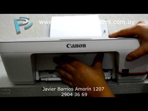 PERSONAL COMPUTERS S.R.L. - SOLUCIÓN ERROR CANON 5100