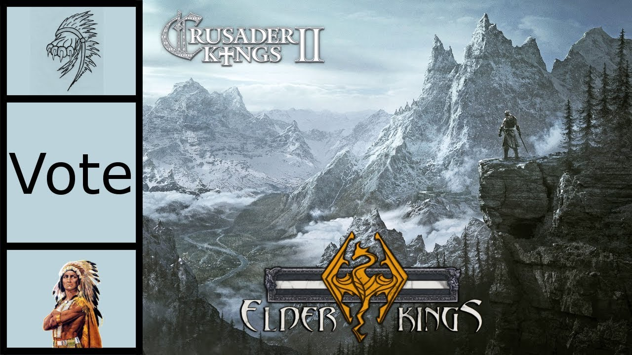Crusader Kings 2 - Elder Kings Mod - Nords of Skyrim (Vote)