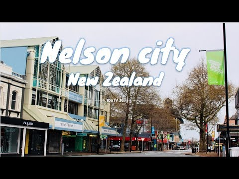 Nelson Tour - Part 1: City | New Zealand Attractions