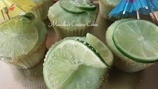 Margarita Cupcakes | Diy W/ Mom & Marisha